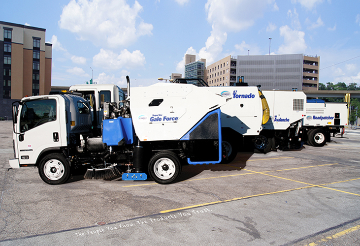 Sweeper Manufacturer
