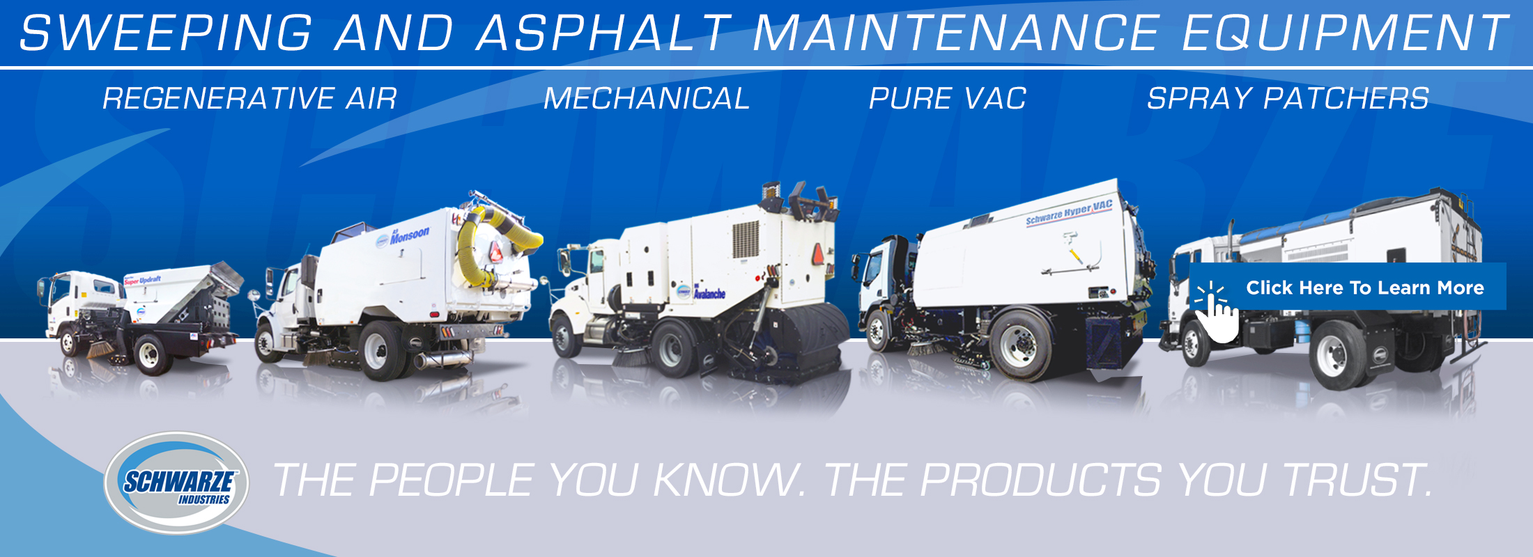 Sweeping and Asphalt Maintenance Equipment