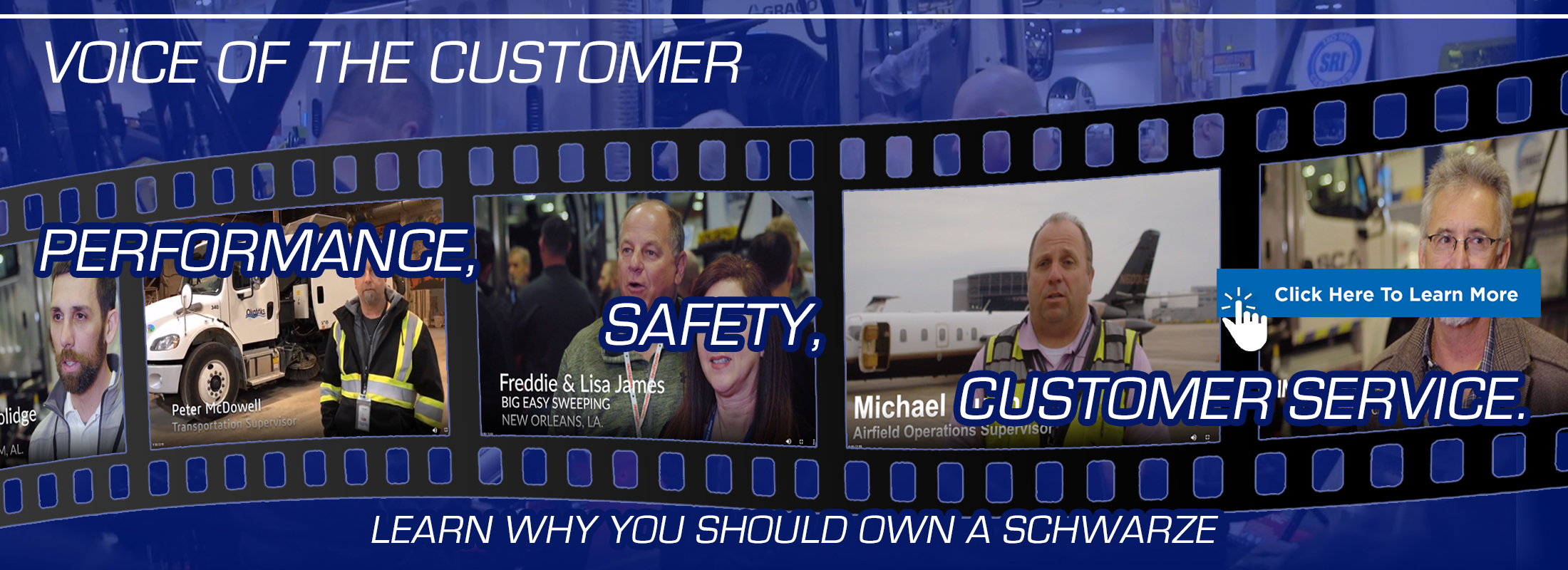 voce of the Customer Banner Graphic